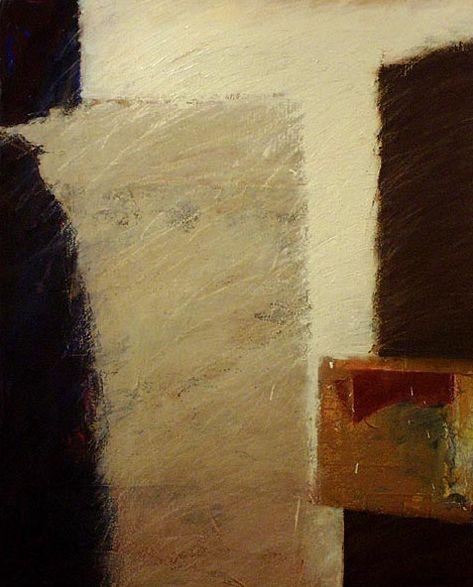 Hanarette (Apart) | by Glenn Yamanoha #GlennYamanoha #CedarStreetGalleries #Oil
