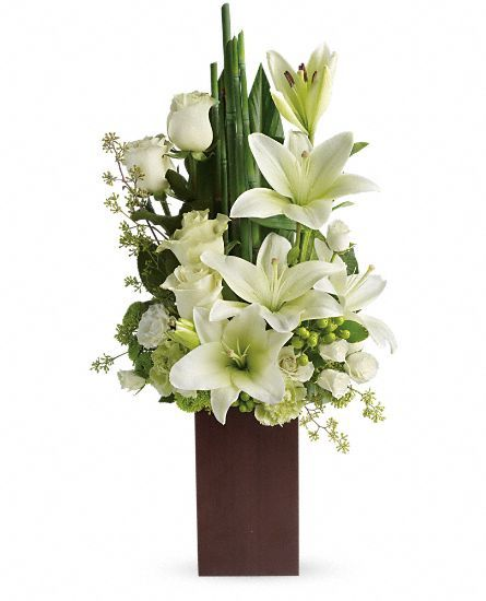 Teleflora's Peace And Harmony Bouquet: