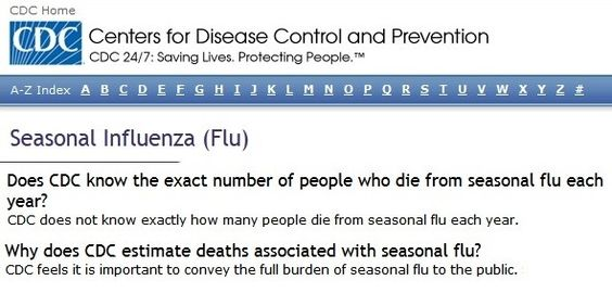 In Unprecedented Move CDC Stops Tracking Influenza for 2020-21 Flu Season - Prepare For Change