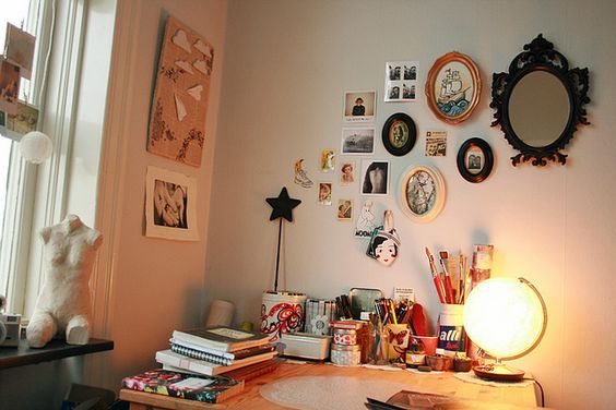 my home: work space | Flickr - Photo Sharing!