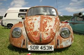 rusty vw beetles - Google Search