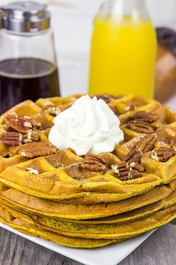 explore waffles spiced recipes waffles and more pumpkins waffles ...