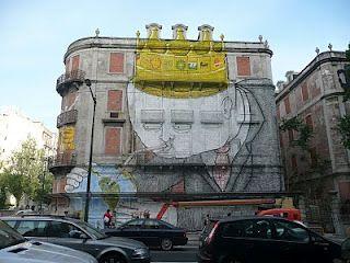 VISUALTRIPS: Crono - Blu & Os Gemeos in Lisbon