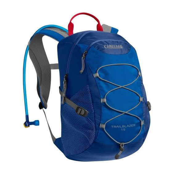 Camelbak Products Trailblazer 15 Hydration Pack, Limoges/Skydiver, 50-Ounce:Amazon:Sports & Outdoors