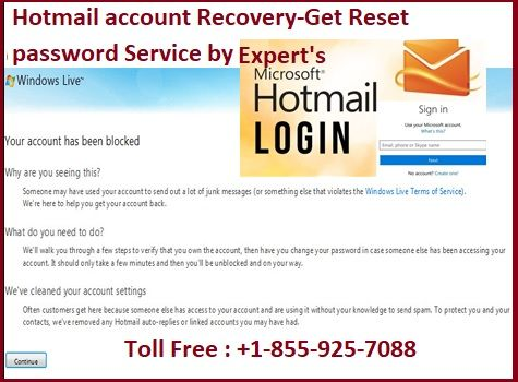 However If Hotmail Account Recovery Failed Then There Might Be The Possibility That One Is Entering The Wrong Recovery Option Like The P Account Recovery Hotmail Account Accounting