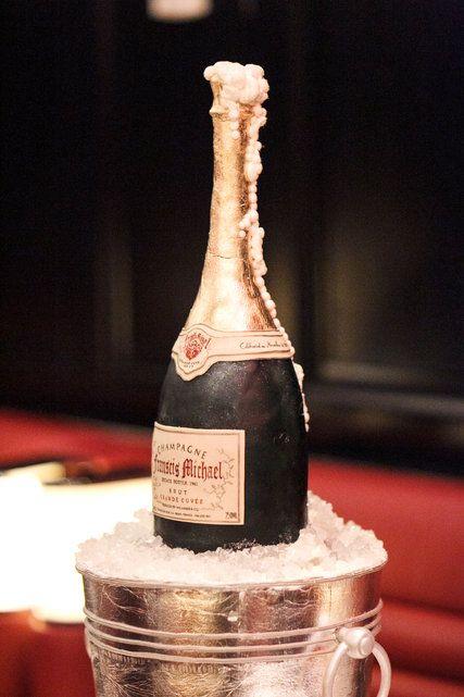 Extravagant Wedding Cakes Rise Again Champagne Wedding