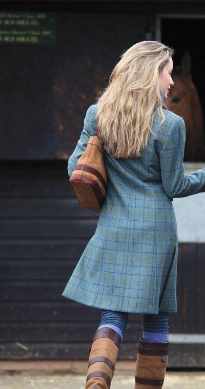 Blackthorn Tweed Jacket by Dubarry