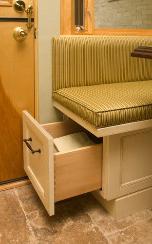 Kitchen Booths Booth Design And Drawers On Pinterest