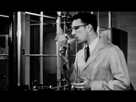 """Silicone Fabric Coatings (Syl-Mer): """"The Invisible Protectors"""" 1956 Dow Corning: http://youtu.be/U-_WLPV8jPY #silicone #textiles #DowCorning"""
