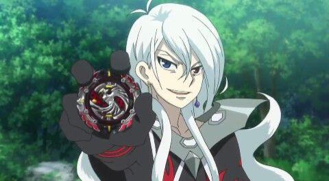 Phi And His Bey Dread Phenoix Anime Evil Villains Anime Art