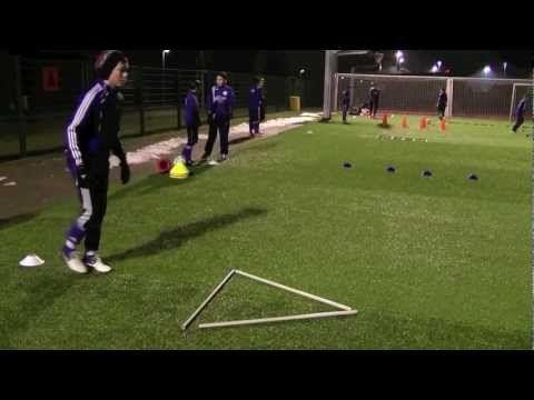 Kondition Koordination Integriert Mit Ball Youtube
