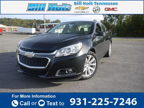 2015 *Chevrolet* *Chevy*  *Malibu* *LT*  3k miles Call for Price 3896 miles 931-225-7246 Transmission: Automatic  #Chevrolet #Malibu #used #cars #BillHoltChevroletBuickGMC #McMinnville #TN #tapcars