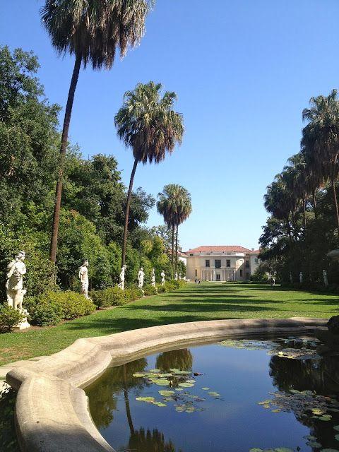 Golden dreamland day trip the huntington library - Huntington beach botanical garden ...