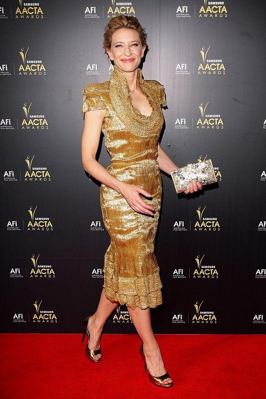 Cate Blanchett in Alexander McQueen Spring 2012  perfect