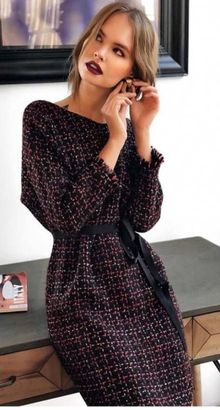 Magical Women Tweed Outfits