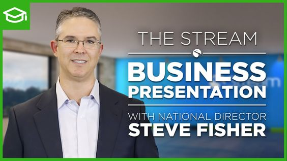 Stream Business Presentation with ND Steve Fisher STREAM ENERGY - business presentation