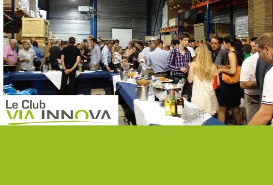 Retrouvez les slides du Club pro Via Innova!