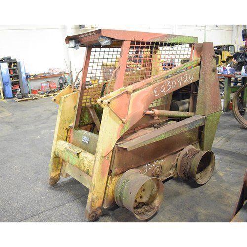Used Case 1845c Skid Steer Loader Parts Skid Steer Loader Steer Case Tractors