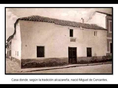 2273 Miguel De Cervantes Y Saavedra Nació En Alcázar De San Juan Youtube Miguel De Cervantes Alcala De Henares Cervantes