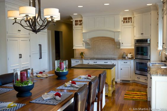 In this classic transitional New Holland PA kitchen remodel, we took a dark cherry kitchen and brought it up to date with both classic and traditional design elements.