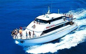 3 Day Great Barrier Reef Liveaboard Dive Trip Cairns - Pro Dive Cairns Scuba Diving - Australia