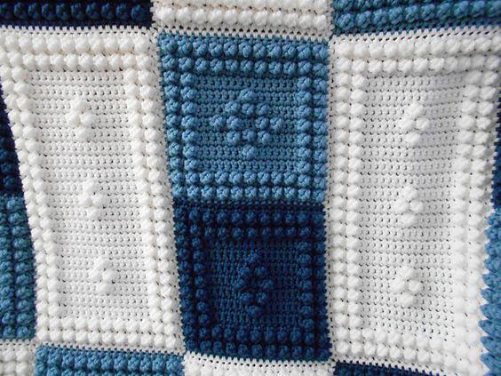 Ravelry: pacifico padrão para o padrão manta de crochê por Jody Pyott