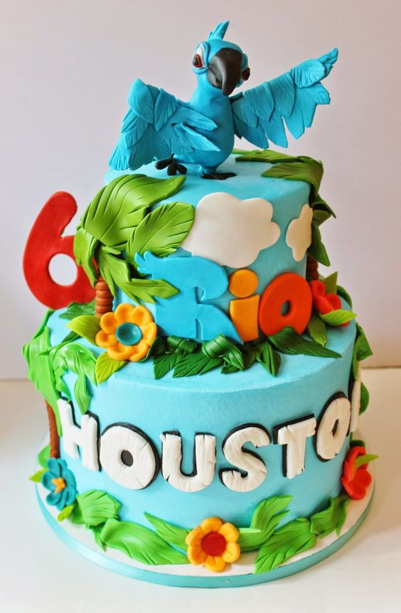 And Everything Sweet: Rio Cake