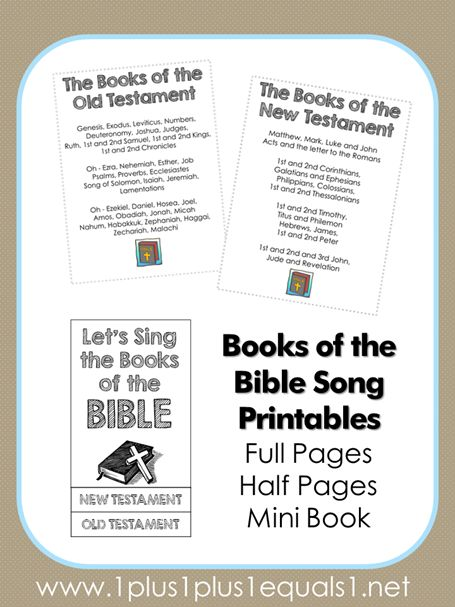 Old Testament Books (Tanakh) – Bible Pathway Adventures