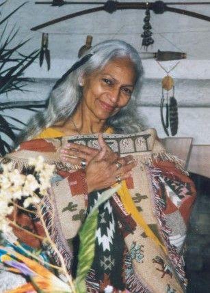 Juanita Bright Sky Ifandy, Mescalero Apache/Aztec/Seminole/Mohawk/Cherokee