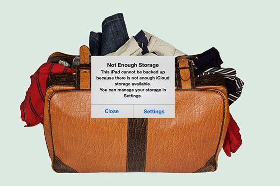 ¿No tienes espacio? Cómo gestionar el almacenamiento en tu dispositivo con iOS8