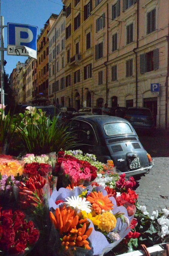 Monti, Rome, Italy