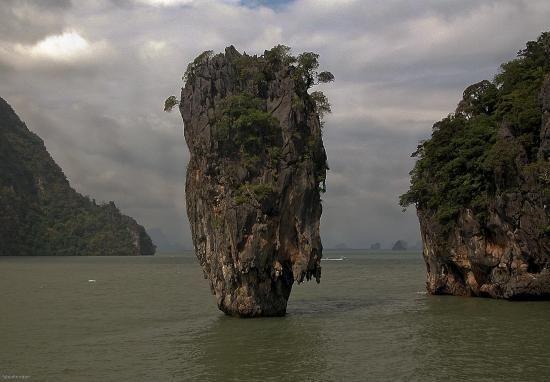 L'isola di James Bond, #Thailandia. Foto © Fabio Fornitori