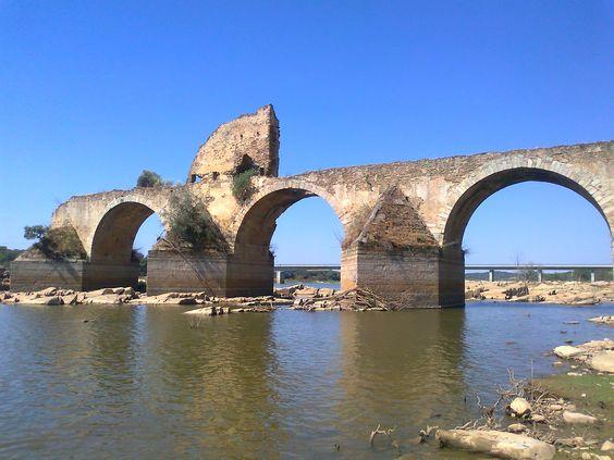Ponte da Ajuda (Guadiana) Elvas