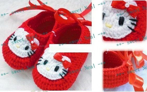 crochet shoes for baby - Google Search