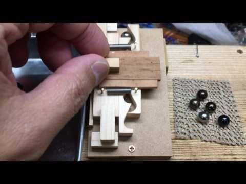 Ball Pump Testing Youtube Ball Pump Marble Machine Recycled Crafts