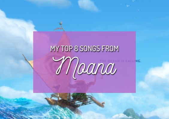 Have you watched the film and listened to the song? :) #Moana #Disney #DisneyPrincess #Soundtrack #Music