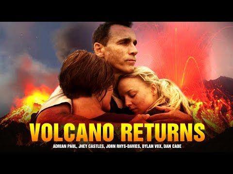 Volcano Returns 2014 English Action Movie Adrian Paul