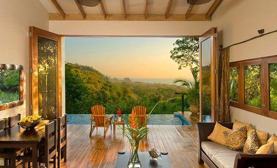 Casa Chameleon, Costa Rica