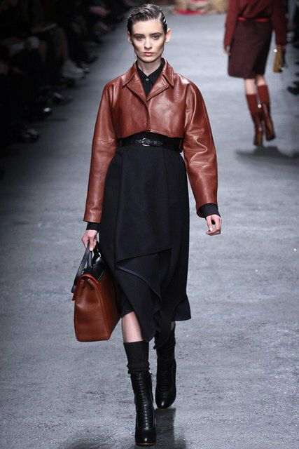 Trussardi | Fall 2012 Ready-to-Wear Collection | Vogue Runway