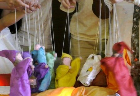 blog about Waldorf homeschooling
