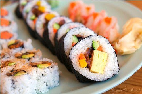 sushi sushi sushi