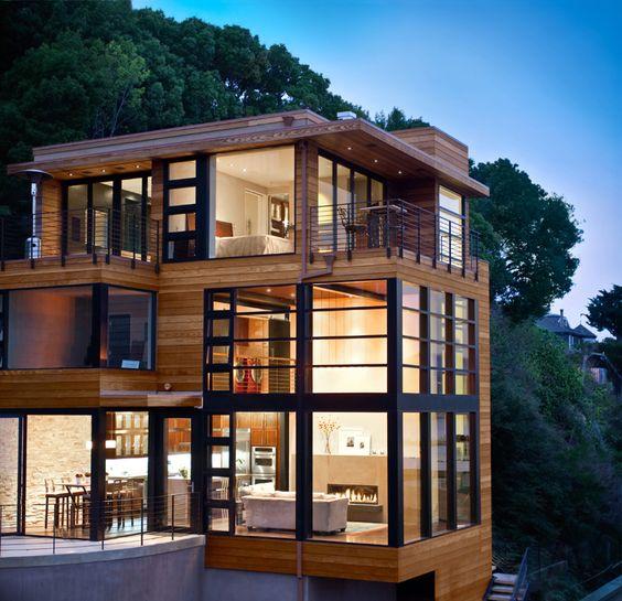 American Woodmark   Bridgeway Cliff House   Sausalito, CA