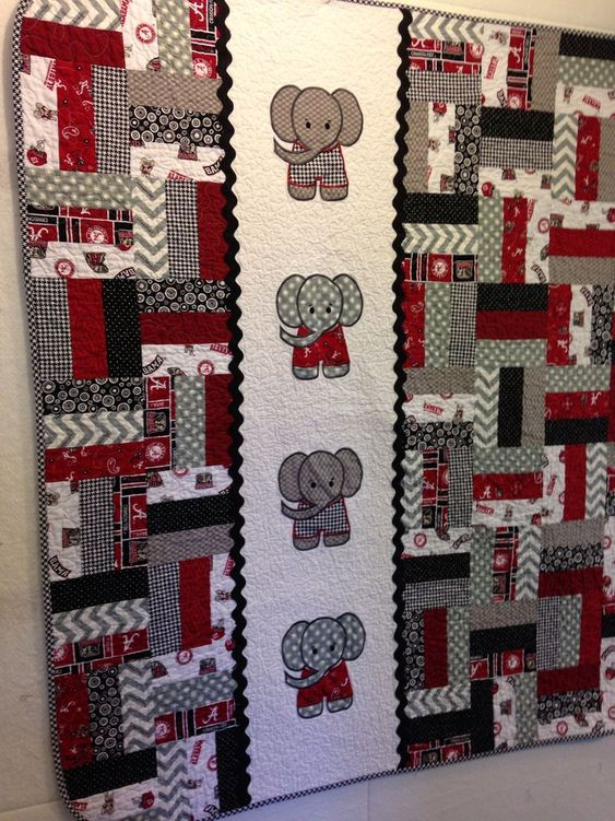 baby alabama quilts | Roll Tide and welcome baby Joseph!: