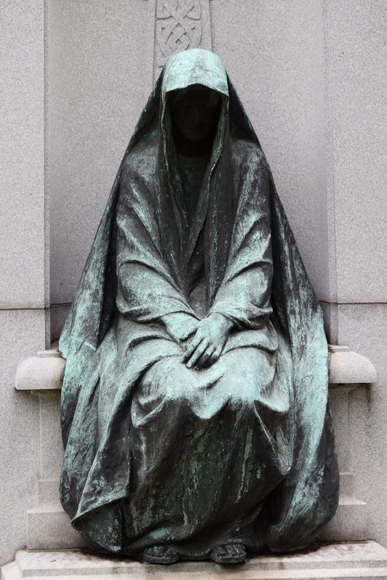 .: Statues Sculptures, Sculpture, Beautiful Sculpture, Cemetary Statues, Scary Statues, Francis Tomb, Bellefontaine Cemetery