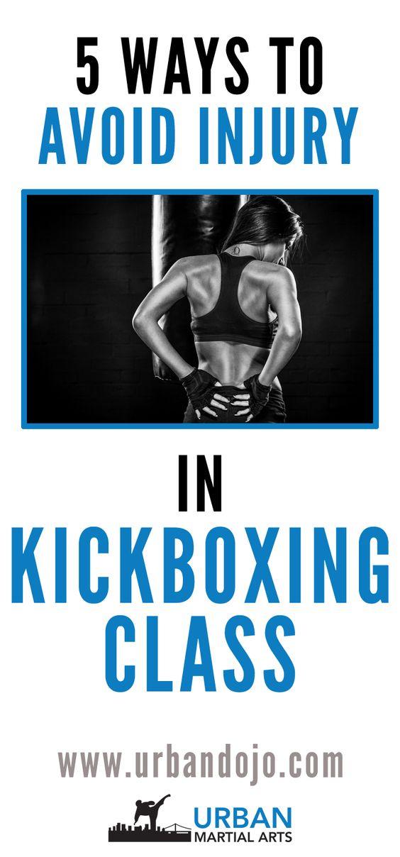 Want to avoid injury in kickboxing class? Follow these 5 tips to stay injury-free in fitness kickboxing. Learn about kickboxing classes in Brooklyn NY: http://urbandojo.com/kick