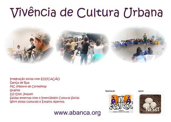 Acontecendo a Vivência de Cultura Urbana no Colégio Lourenço Castanho desde segundo semestre de 2009. Mô Satisfação...