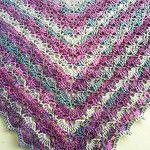 shawl by riavandermeulen