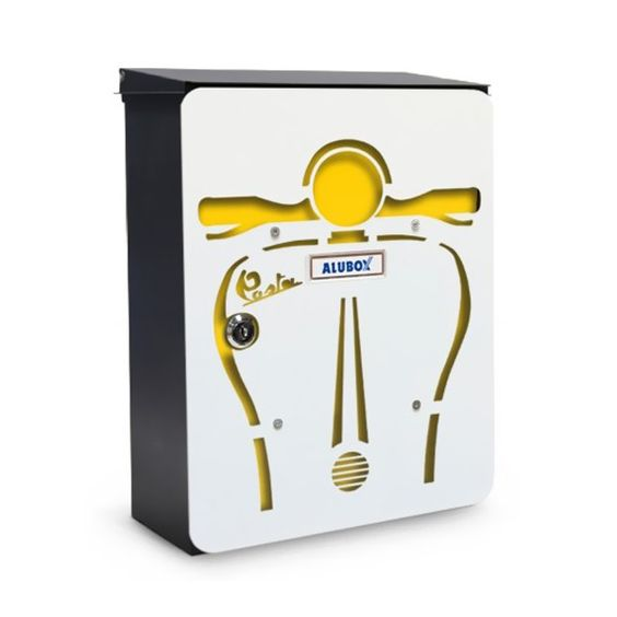 MIA BOX SCOOTER Cassetta Postale