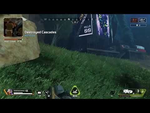 Shadow Person Apex Legends Clip Shadowfall Youtube Awesome