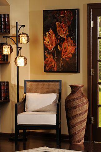 Living room lamps lamps and lantern lamp on pinterest for Bathroom decor kirklands